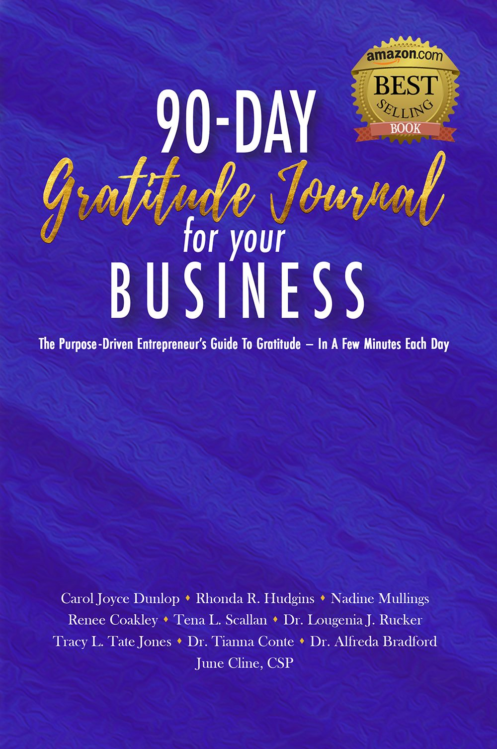 90-Day Gratitude Journal for Your Business